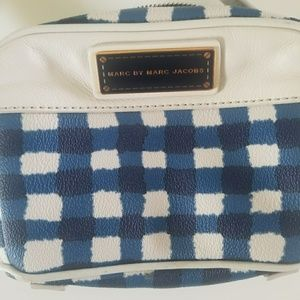 Marc By Marc Jacobs Bags - Marc by Marc Jacobs Marc'd & Check'd Crossbody